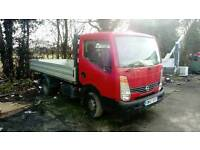Nissan cabstar 57plate needs engine non Runner