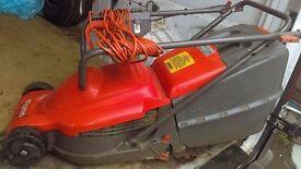 Lawnmower flymo