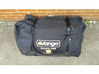 Vango diablo 400 4 man tent in used good condition!Can deliver or post
