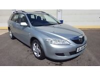 Mazda 6 TS Diesel Estate, 2005, 2 owners from new