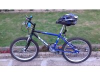 "KIDS BOYS CHILDREN OLYMPIC 20"" WHEEL 10 SPEED AGE 4-9 BIKE BICYCLE"