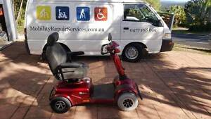 invacare meteor mobility scooter large powerful type buderim Buderim Maroochydore Area Preview