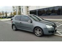 Volkswagen Golf s 2004 but registred in 2005 1.4 HPI clear good condition