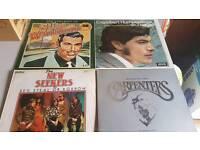 50x 33rpm vinyl albums