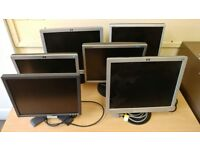 Monitors for free. Donations for charity welcome.