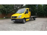 Mercedes Sprinter 311CDI XLWB TRUCK PICK UP/FLAT BED/RECOVERY NOT TIPPER