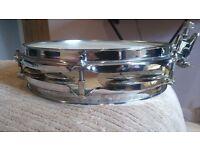 Sonor Safari Jungle 2x10 Snare Drum with Tambourine Jingles