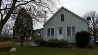 2bdrm home in country for rent @ 305 Courtright Line, Courtright