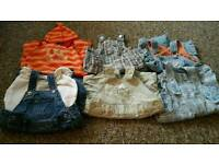 0-3 month boys bundle 14 + items