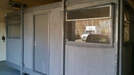 16ft x 8ft Portable Office - Site Office Cabin - £500 ono - Buyer arranges collection