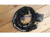 Magnum Heavy Duty Motorcycle lock