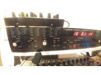 Korg EX-8000 Hybrid Polyphonic Synth plus Stereoping Controller