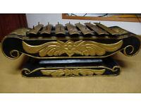 Far Eastern Marimba type instrument/percussion/melodic
