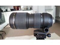TAMRON SP AF 70-200MM F/2.8 Di LD IF MACRO A001N for Nikon AF