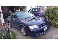 1998 Subaru Legacy Estate JDM twin turbo GT-B spec