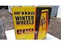 Maypole Winter Wheels for caravan
