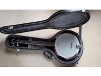 Tanglewood Tenor Banjo (Maple)