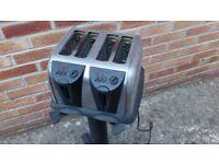double toaster for sale