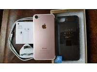 iPhone 7 32gb Rose gold (unlocked)