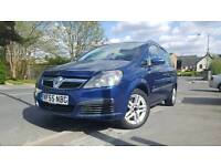 Vauxhall Zafira 06 (OPEL) 1.9 CDTI Diesel 7 seater looks and drives fantastic *REDUCED TO CLEAR*