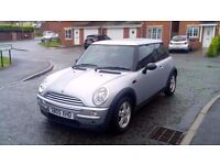 2005 mini one 1.6 chilli pack excellent condition fautless driver