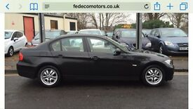 BMW 3 Series 2007 - Black - Full service history