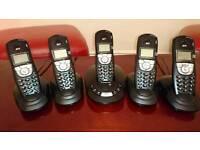 BT Synergy 4500 Cordless Phone Set