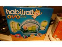 Habitrail Ovo Home with Mini Maze - Hamster Cage