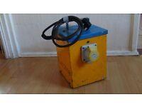 transformer box 110v , 110v splitter ,110v extention /see the prices