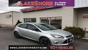 2013 Ford Focus SE NAVIGATION SYSTEM CLEAN CAR PROOF Windsor Region Ontario image 1