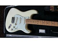 Fender Stratocaster Avri. USA..May Swap for Les Paul etc