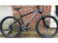 Ccrrera Vengeance Mountain Bike