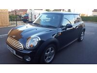 2009 Mini One 1.4 petrol. Manual. New Mot
