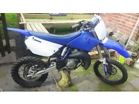 Off road yz85