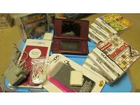 Nintendo DSi XL Games Memory Card