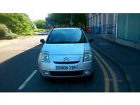 CITROEN C2 SX 3 DOOR HATCHBACK. 1.1 PETROL CAR