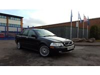 2004 Volvo S40 1.8 SE FULL HEATED LEATHER FULL MOT Family Car Mondeo Vectra S60 S80 Astra 407 Passat