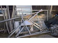 Broken Greenhouse, Free to anyone who can collect it.