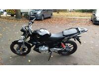 Lexmoto ZSX 125 Motorcycle