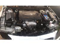 Vauxhall insignia 2.0 CDTI Sri engine 2011