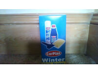 Small CarPlan Winter Clear Screen pack - brand new