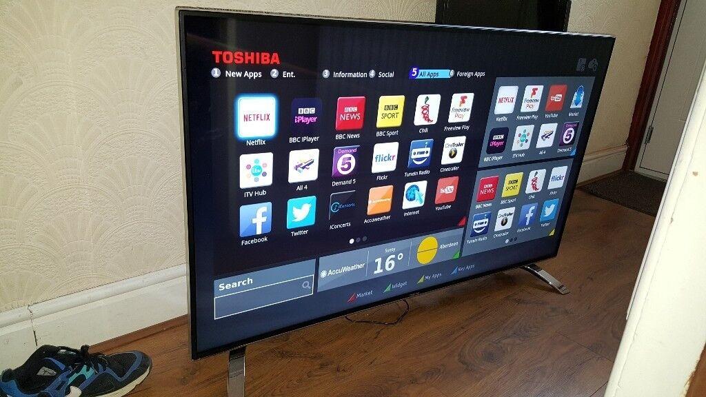 bf0f7404b0d TOSHIBA 49-inch SUPER Smart 4K HDR UHD LED TV-