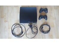 PlayStation 3 + 27 games including COD, Assasin's Creed, FIFA, Batman, The Last of Us etc.