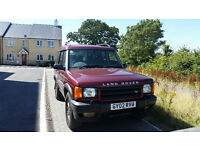 Landrover Discovery 2 TD5, 2.5l, 2002, 119k