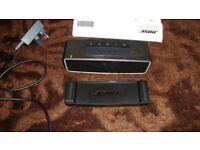 Bose Soundlink mini 11 Bluetooth speaker
