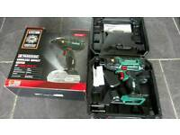Brand new Parkside impact driver