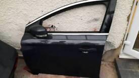 Ford mondeo mk4 passenger near side door complete unite spares 2007+