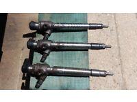 ford transit 2.2 diesel injectors x3