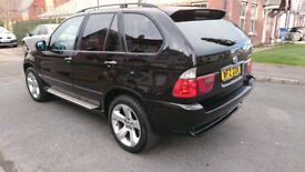 2004 BMW X5 3.0d MSport with 10 month mot drives 100% !!!!!!!!
