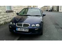 Rover 45 long mot only 48000 genuine milage